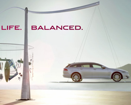 "JAGUAR ""LIFE BALANCED"""