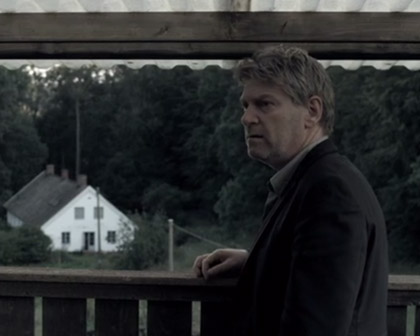 "WALLANDER ""AT THE BIRD HOUSE"""