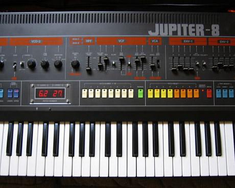Roland Jupiter 8 comes of age !