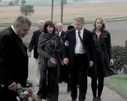 "WALLANDER ""THE FUNERAL"""