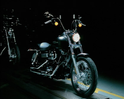 "HARLEY DAVIDSON ""NIGHT"""