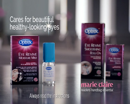 "OPTREX ""EYE REVIVE"""