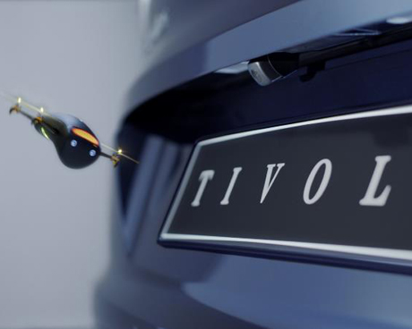 Tivoli Drones TV campaign launches